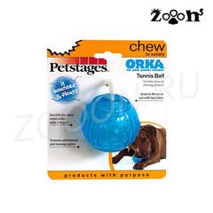 Petstages игрушка для собак ОRКА теннисный мяч
