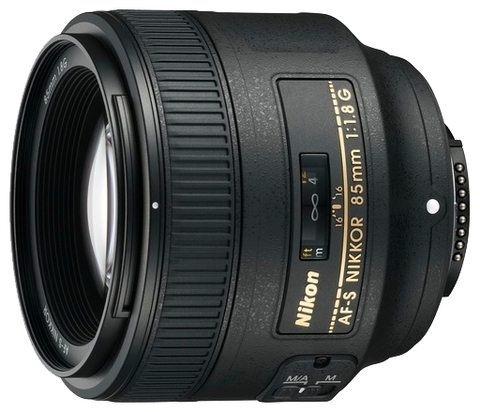 Nikon 85mm f/1.8G AF-S Nikkor (China)