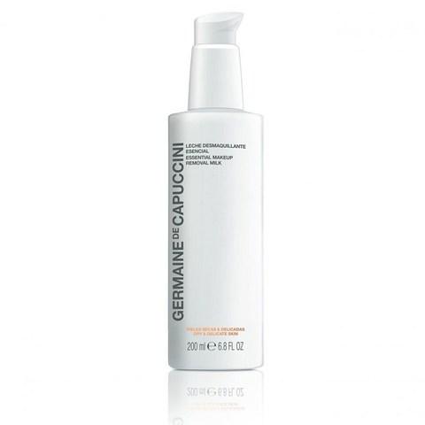 Germaine de Capuccini Options Essential Makeup Removal Milk - Молочко очищающее для сухой и чувствительной кожи