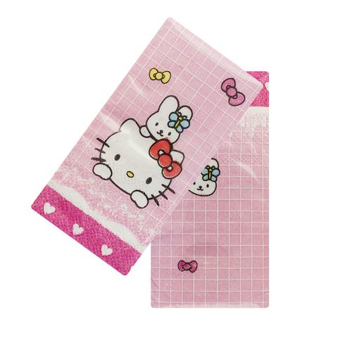 Платочки бумажные Hello Kitty Fuchsia