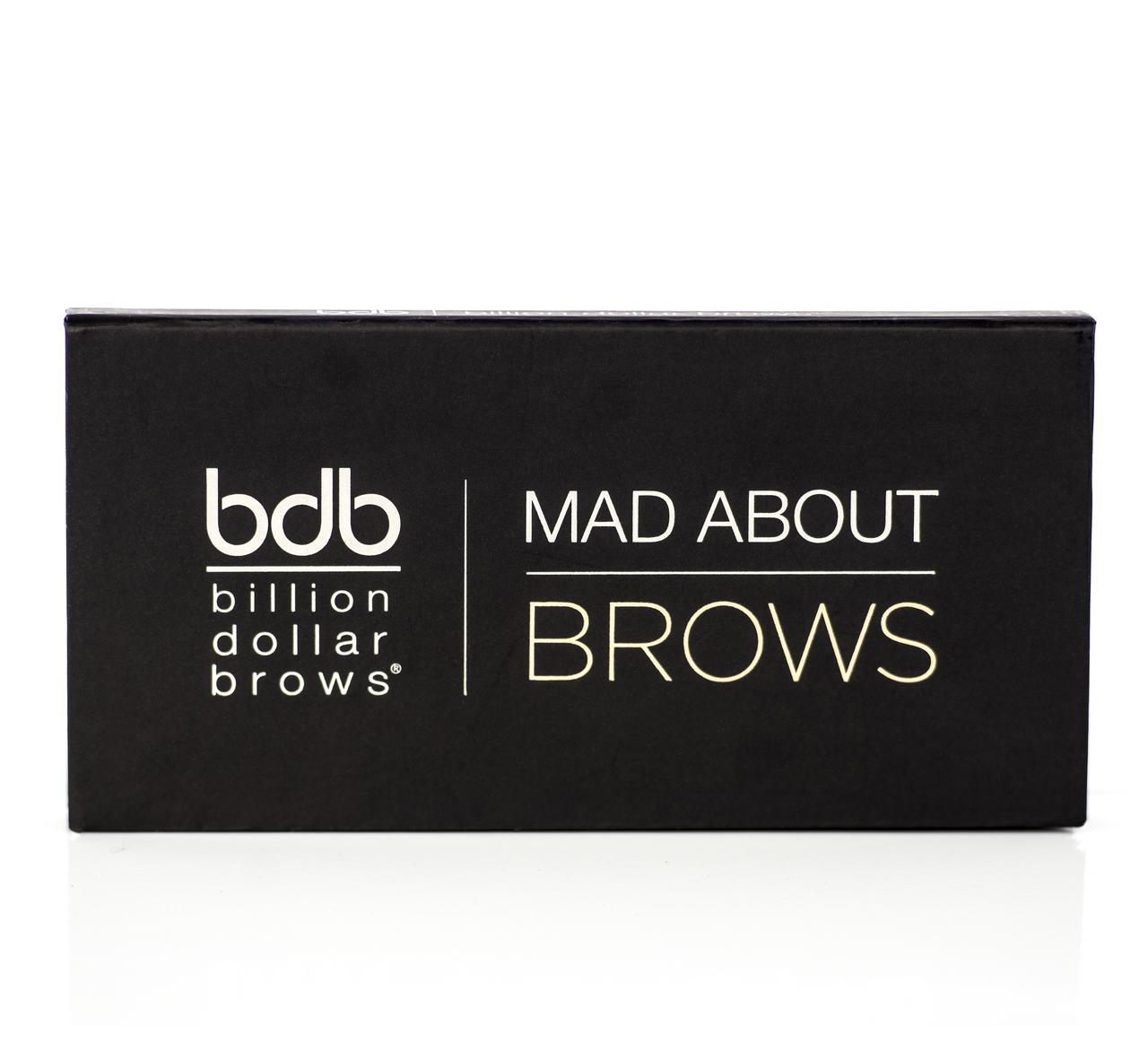 Палетка для макияжа бровей Mad About Brows
