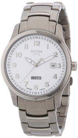 Купить Мужские наручные часы Boccia Titanium 3530-07 по доступной цене
