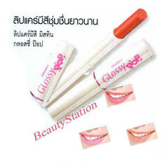 Блеск-шиммер для губ № 2(розовый), Mistine