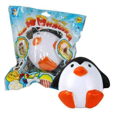 Сидящий Пингвин