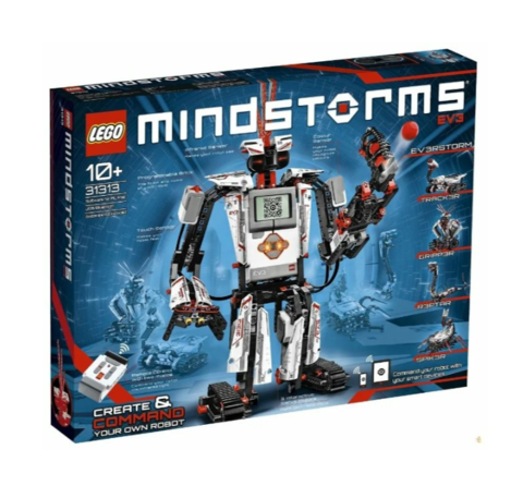 Электронный конструктор LEGO Education Mindstorms EV3 Создай и командуй 31313