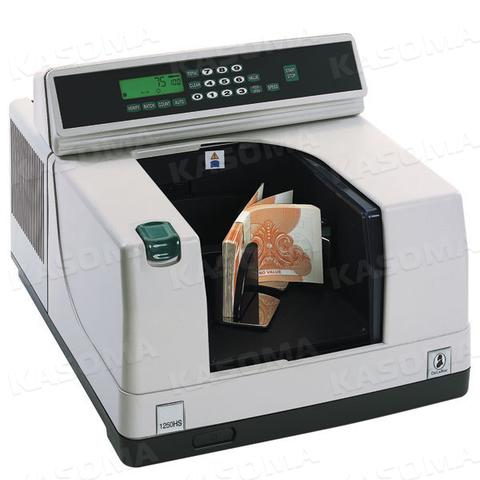 Шпиндельный счетчик банкнот Glory 1250 HS