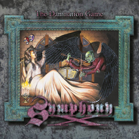 Symphony X ‎/ The Damnation Game (LP)