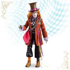 Коллекционная кукла Безумный Шляпник - Алиса в Зазеркалье, Disney