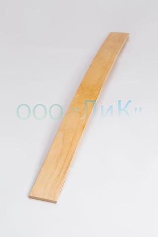 Ламель длиной 78.5 см, шириной 63 мм