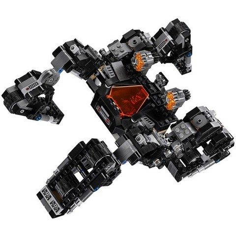 LEGO Super Heroes: Сражение в туннеле 76086 — Knightcrawler Tunnel Attack — Лего Супергероии Лига справедливости