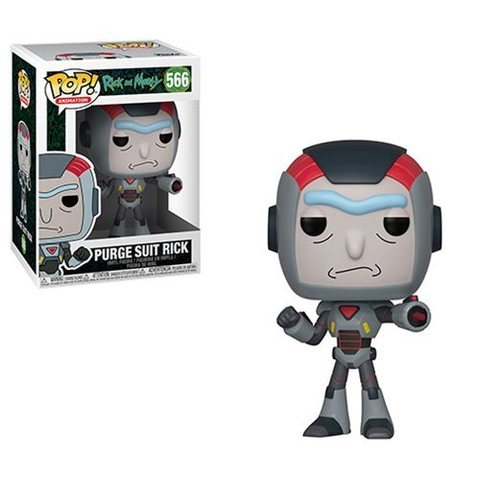 Purge Suit Rick Funko Pop! Vinyl Figure || Рик