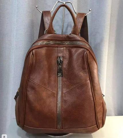 Элегантный стильный рюкзак Vellington Nicole Brown