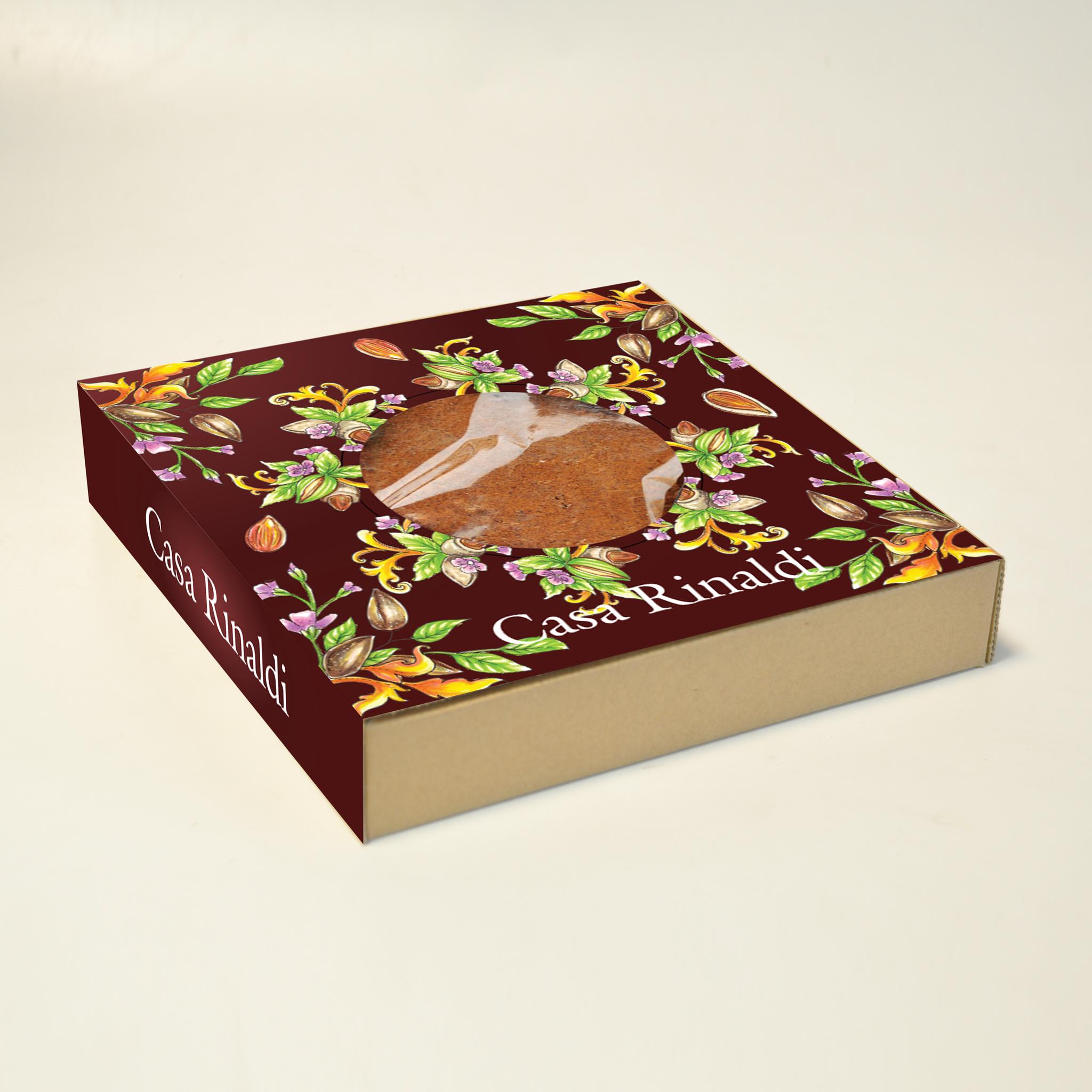 Торт миндальный Амаретто Casa Rinaldi 300г