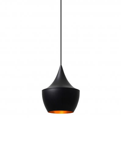 replica Beat Fat pendant lamp (black)