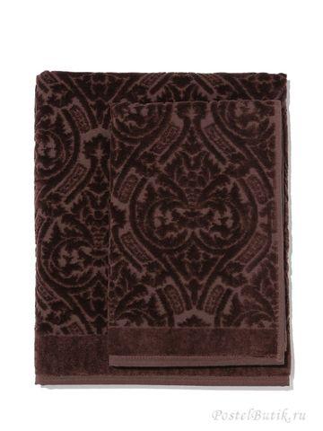 Набор полотенец 3 шт Roberto Cavalli Damasco коричневый