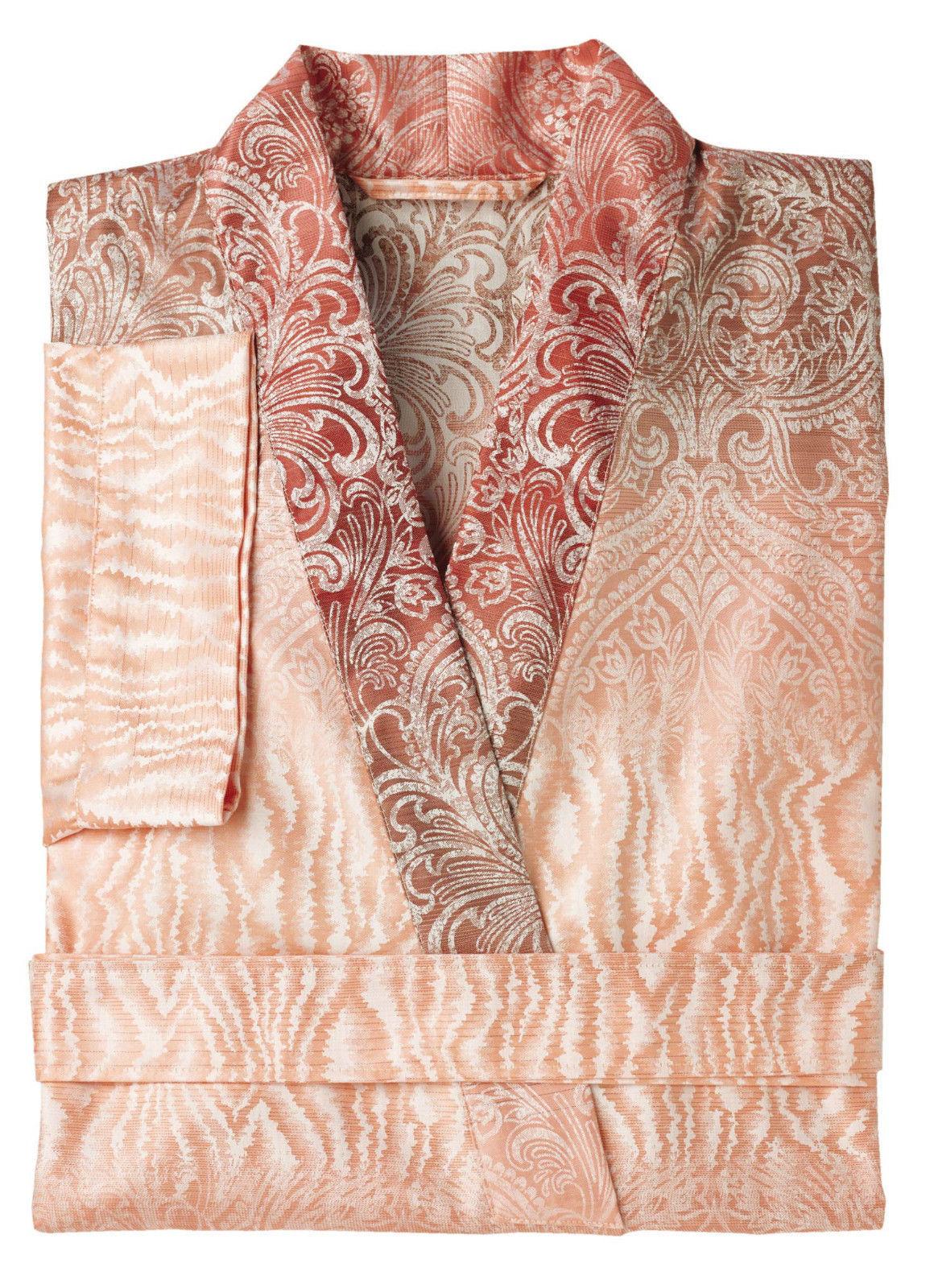 Элитный халат сатиновый Soraya malve от Curt Bauer
