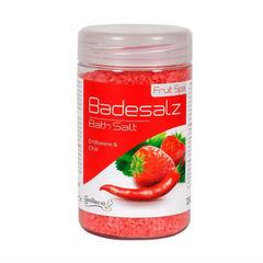 Соль для ножных ванн клубника-чили Bath salt