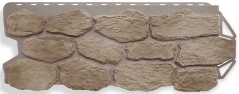 Фасадная панель Альта Профиль Бутовый камень Нормандский 1128х470 мм