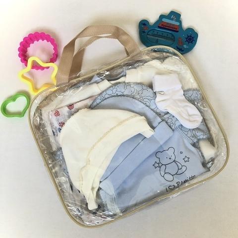 Набор одежды в роддом для недоношенных и маловесных, мальчик
