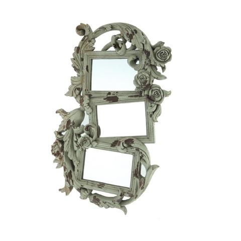 Зеркало декоративное Decor тройное 78082AL