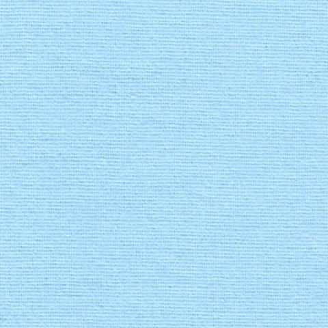 Простыня на резинке 200x200 Сaleffi Raso Tinta Unito с бордюром сатин голубая