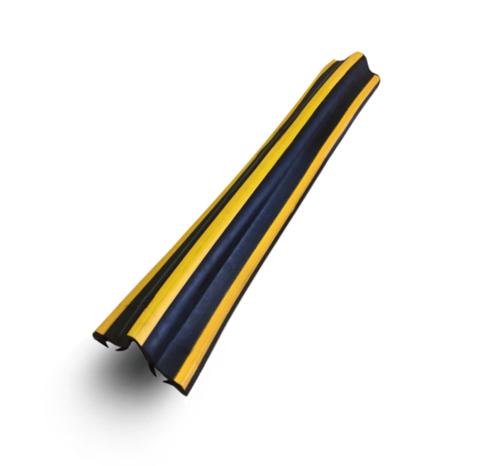 Демпфер угловой резиновый прямой ДУ-15