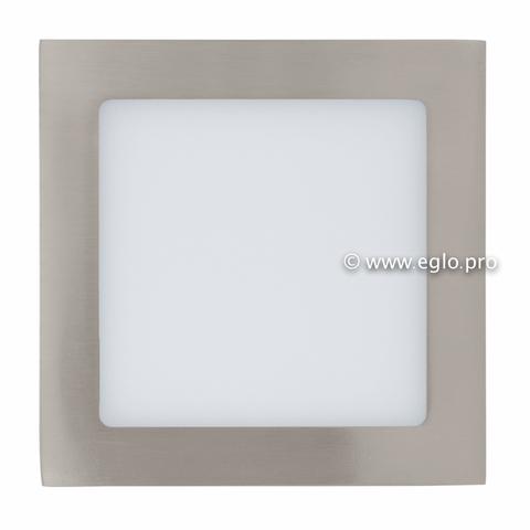 Панель светодиодная ультратонкая встраиваемая Eglo FUEVA 1 31674
