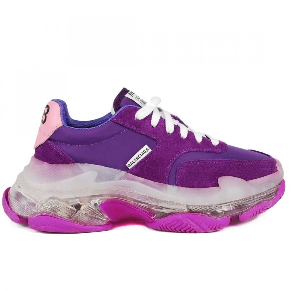 Balenciaga Triple S 2.0 BB Bubble Violet