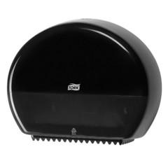 Диспенсер для туалетной бумаги Tork Т2 в мини рул. 555008 черный