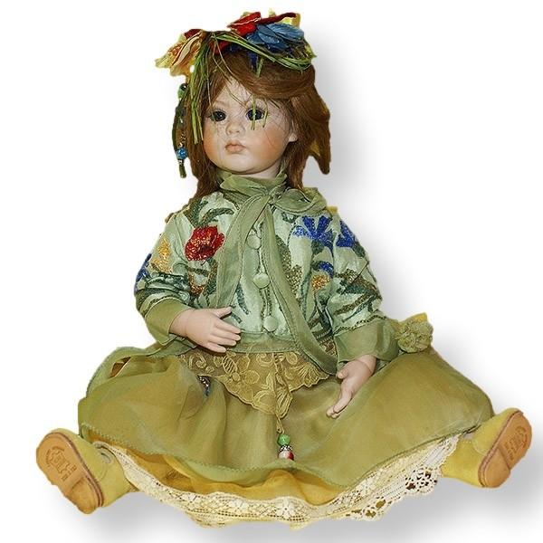 Статуэтки Кукла фарфоровая коллекционная Marigio Paravero kukla-farforovaya-kollektsionnaya-marigio-paravero-italiya.jpeg