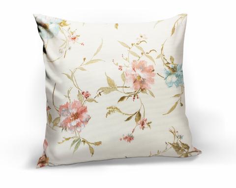 Подушка декоративная Марго розовый