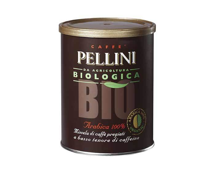 Кофе молотый Pellini Bio Organic, 250 г (Пеллини)