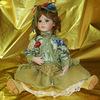 Кукла фарфоровая коллекционная Marigio Paravero