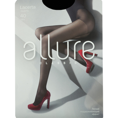 Колготки Allure LACERTA 40D (nero)