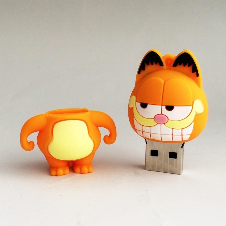 Garfield USB 2.0 Flash Memory Drive 8 GB