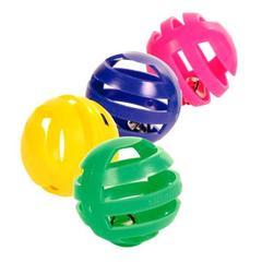 Trixie Набор пластиковых игрушек для кошки, 4 шт.