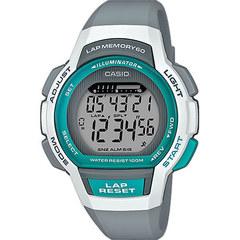 Женские электронные часы Casio LWS-1000H-8AVEF