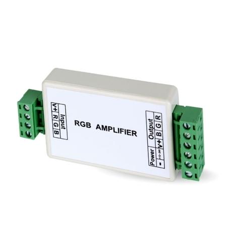 Усилитель RGB 12/24V. 144/288W. 12A