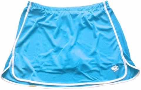 Юбка теннисная LOTTO голубая