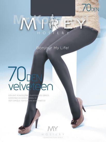 Колготки Mirey Velveteen 70