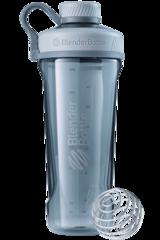 BlenderBottle Radian Tritan, 946мл 2в1 Шейкер и Бутылка с венчиком для спорта_Pebble_Grey-серый-графит 946 мл cat