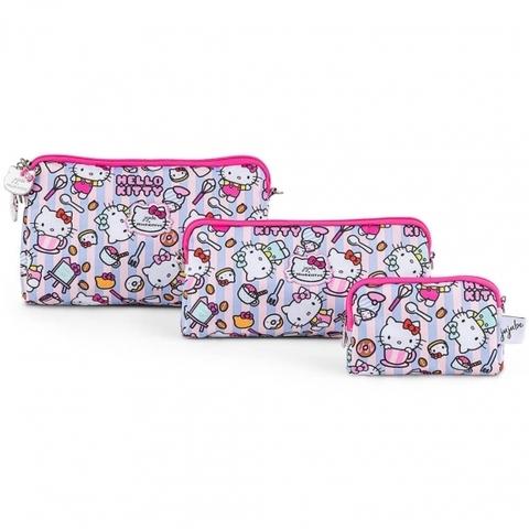 Сумочки 3 шт. Be Set Ju-Ju-Be Hello Kitty Bakery