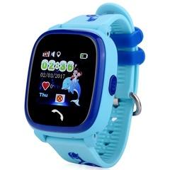 Детские часы с GPS Smart Baby Watch DF25G влагозащитные