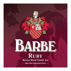 Пиво Verhaeghe Barbe Ruby