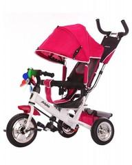 Велосипед Moby Kids Comfort 10x8 EVA Вишнёвый (641049)