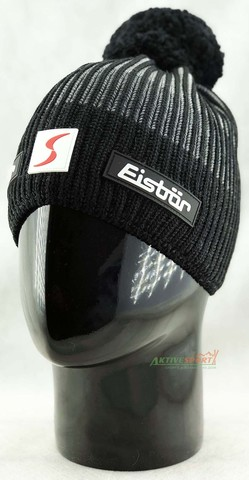 шапка Eisbar new star pompon sp