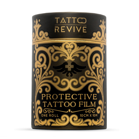 PROTECTIVE TATTOO FILM, 10см х 10м