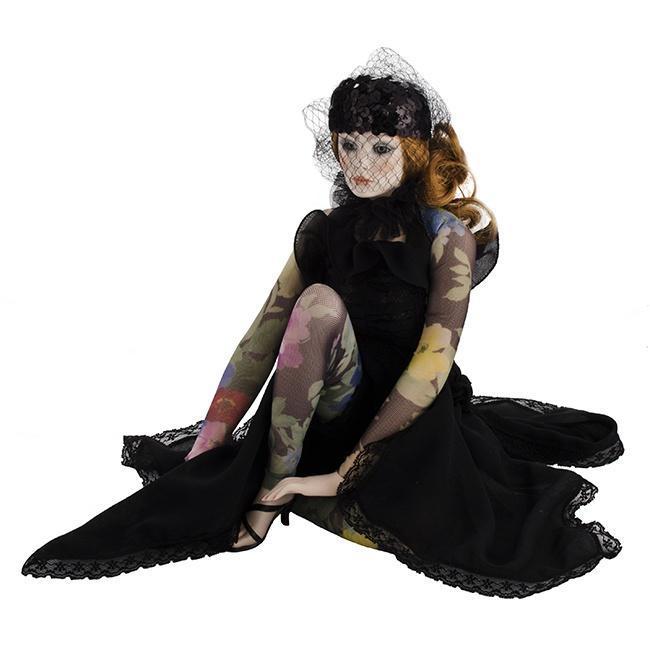 Кукла фарфоровая коллекционная Marigio Patricia