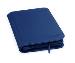 Ultimate Guard - Темно-синий гибкий альбом XenoSkin на молнии на 160 карт (2х2)