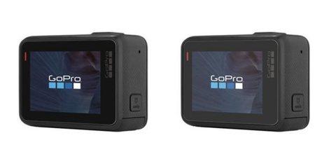 Набор защитных пленок для HERO5 и HERO6 Black камеры с пленкой